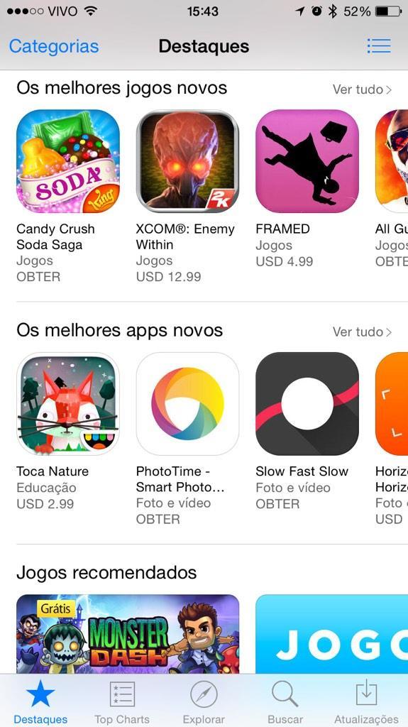 App Store (Get button, Spain)