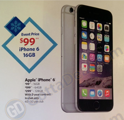 Sams Club Iphone S Price