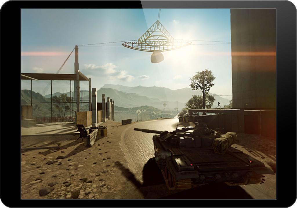 Battlefield 4 (Metal tech demo 002)