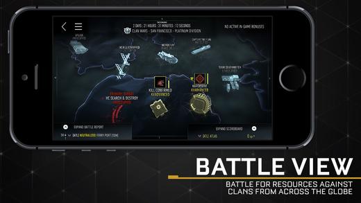 Call of Duty - Advanced Warfare Companion 1.0 for iOS (iPhone screenshot 002)