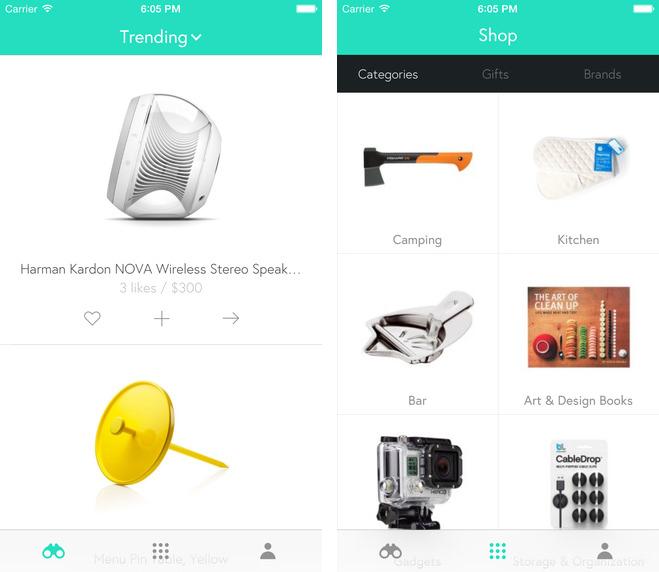 Canopy 1.0 para iOS (captura de pantalla 002 de iPhone)