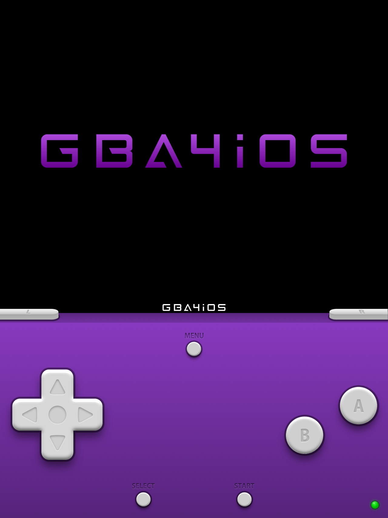 Gba4iOS (captura de pantalla de iPhone 005)
