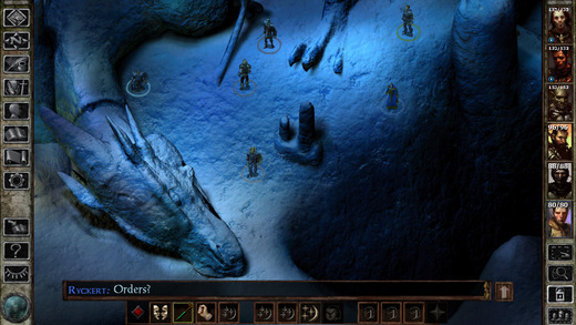Icewind Dale Enhanced Edition 1.0 for iOS (iPhone screenshot 001)