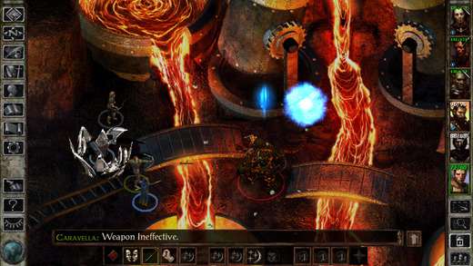 Icewind Dale Enhanced Edition 1.0 for iOS (iPhone screenshot 002)