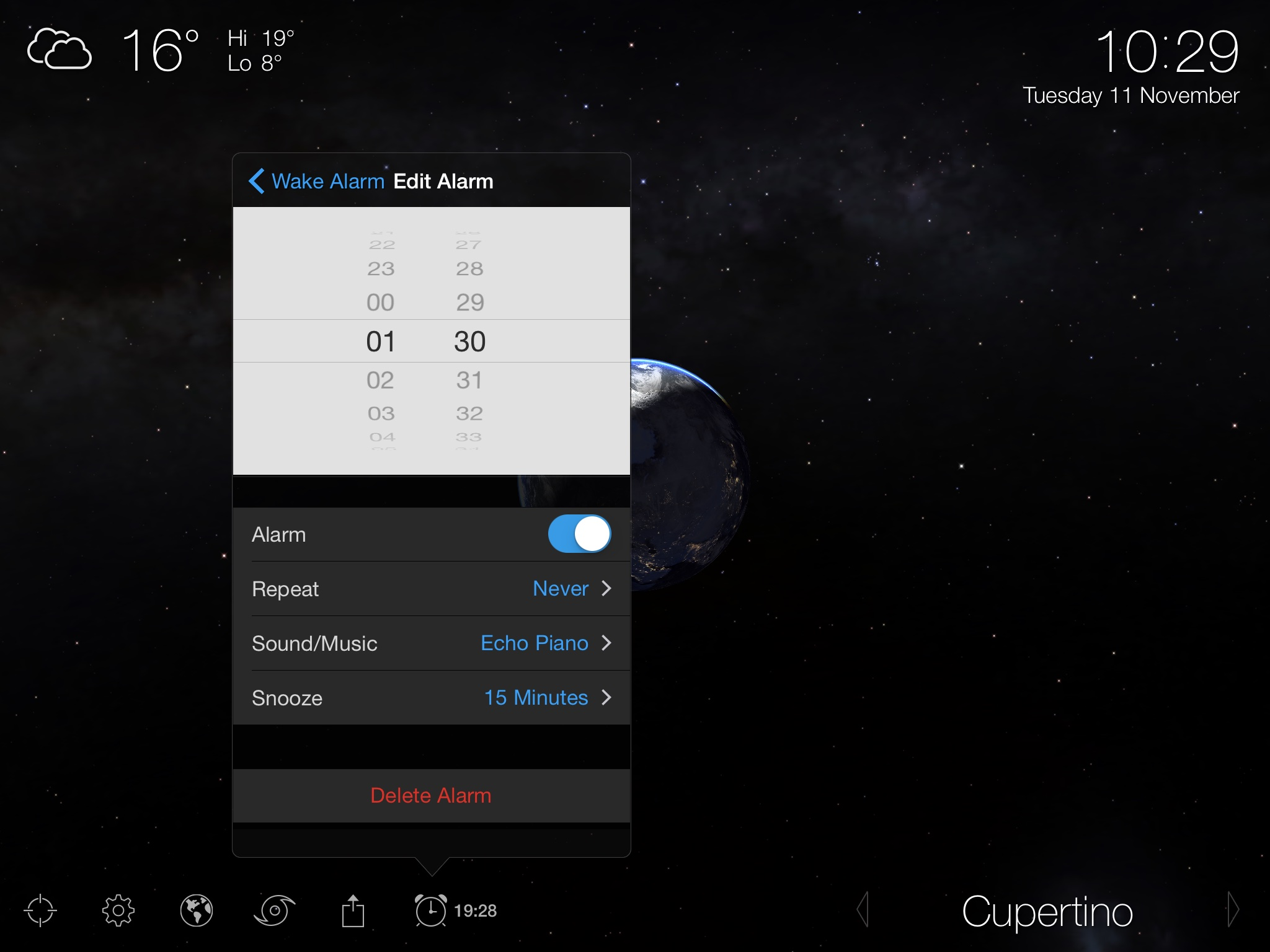 Lioving Earth 3.5 for iOS (iPad screenshot 002)