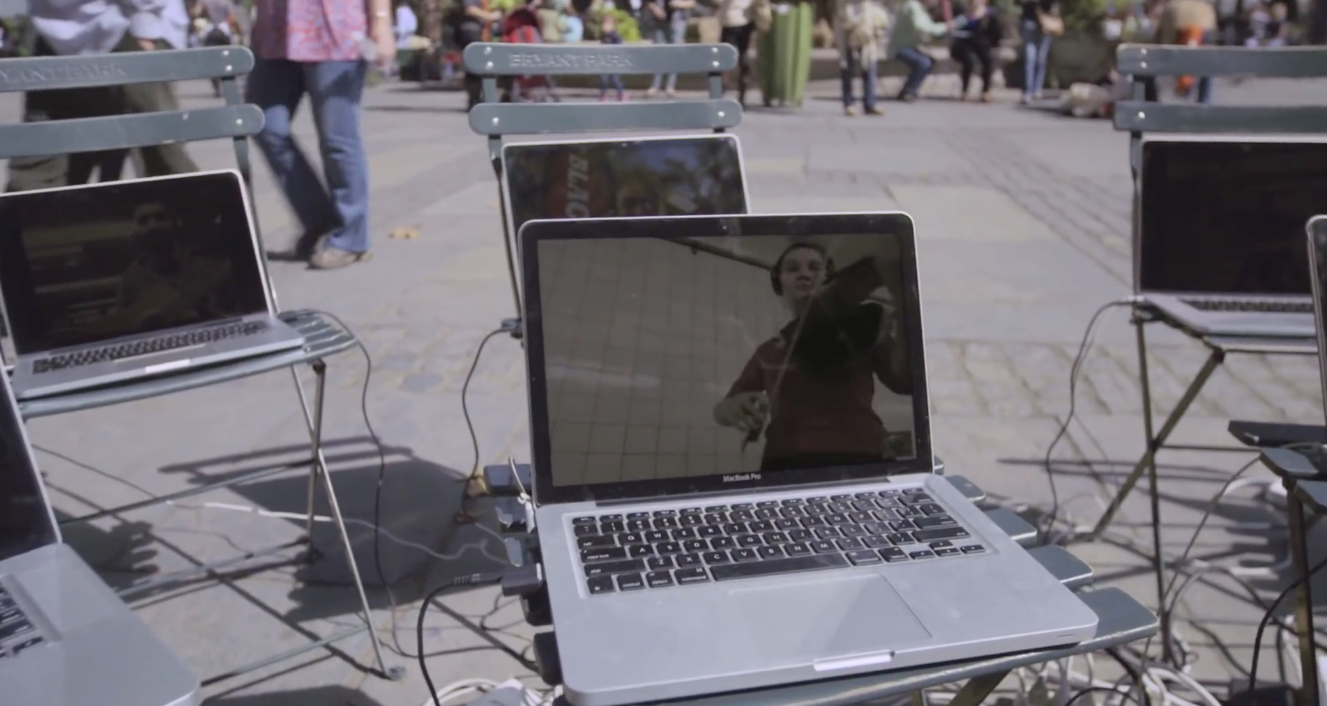 Microsoft Skype ad (WiFi orchestra 001)