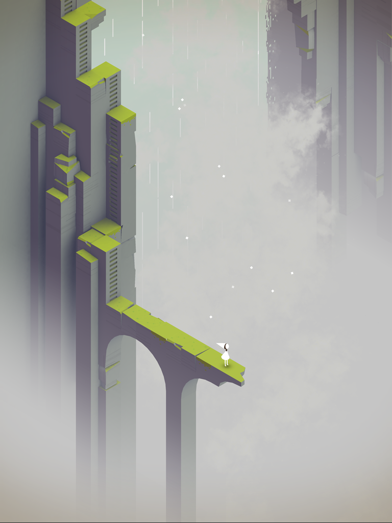 Monument Valley 2.0 for iOS (iPhone screenshot 002)