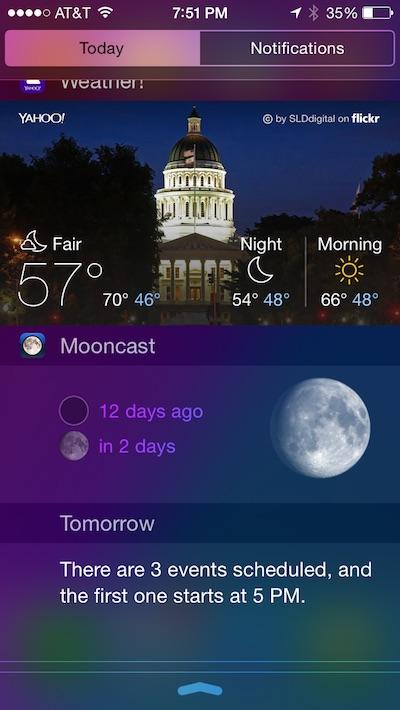 Mooncast 1