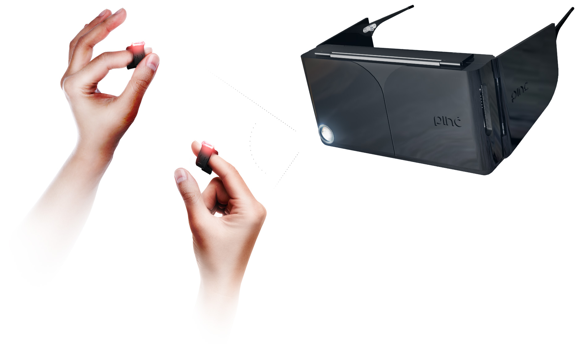 Pinch VR headset for iPhone 6 (image 004)