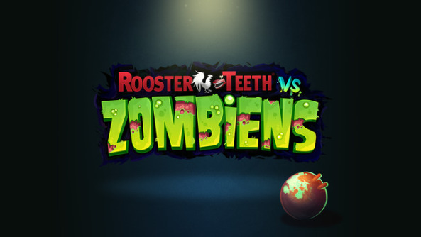 Rooster Teeth vs Zombiens Invades the App Store
