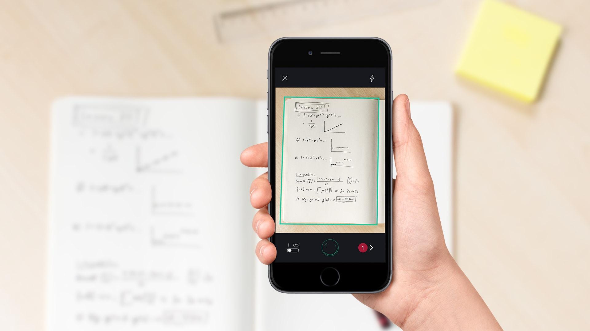 Scanbot for iOS (teaser 002)