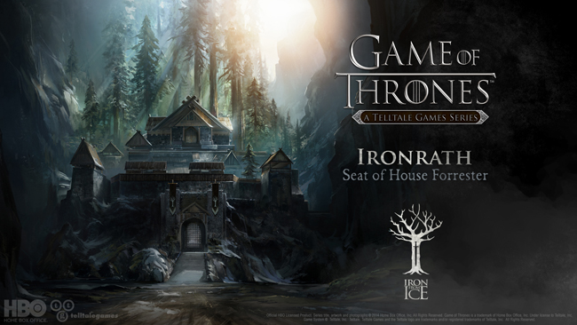 Telltale Games Game of Thrones (teaser 002)