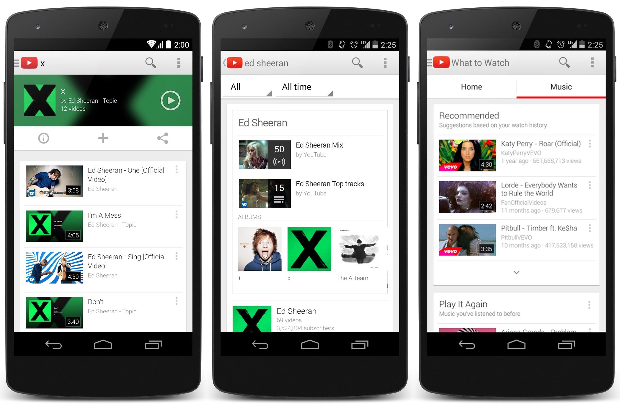 YouTube Music Key (mobile 001)