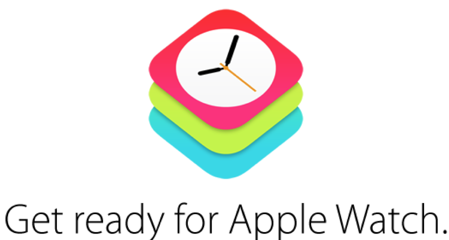 get ready for Apple Watch