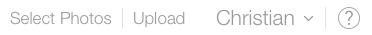 iCloud Photos Beta (upload functionality 002)