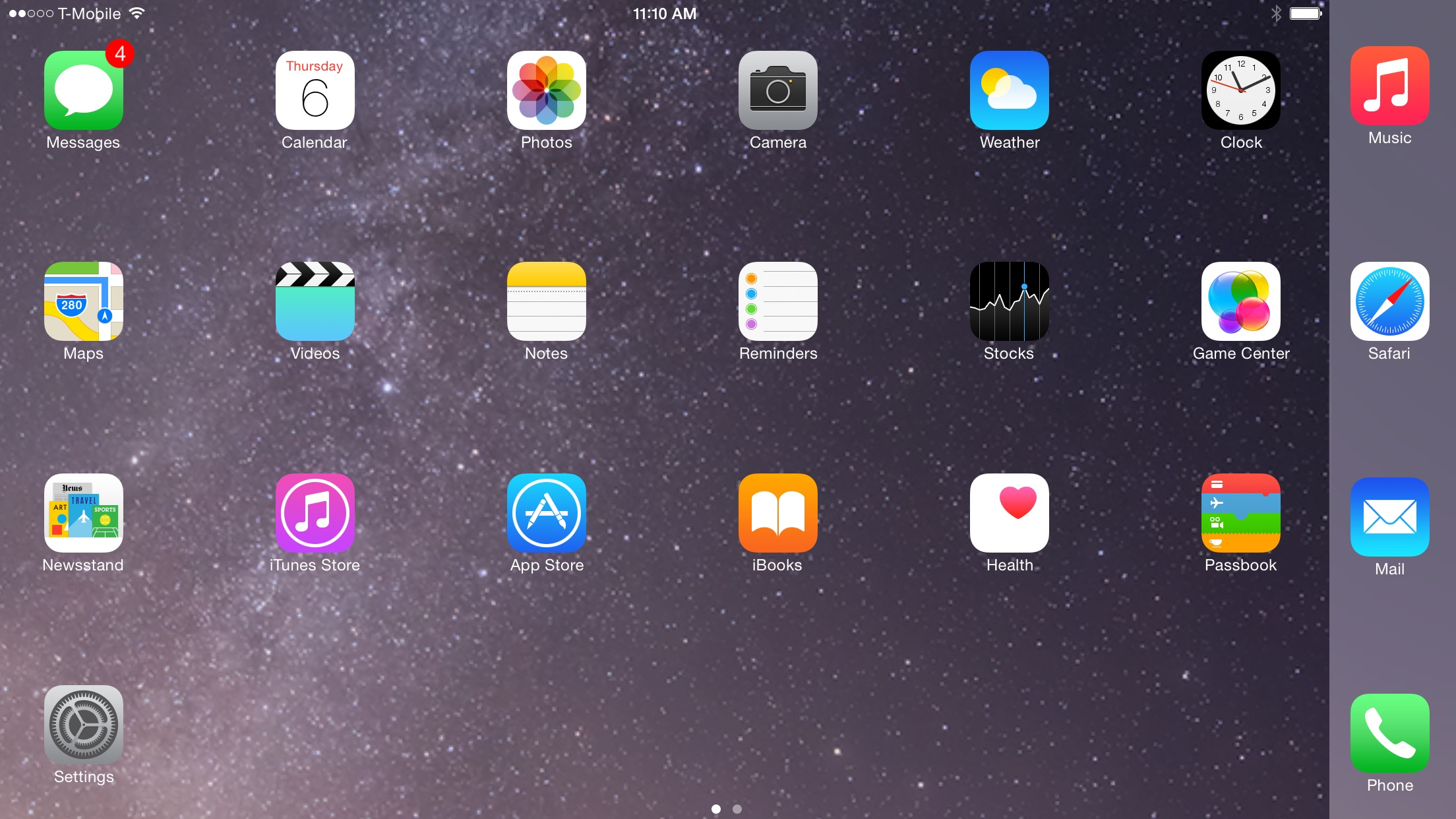 Upscale: Change the resolution on your jailbroken iPhone