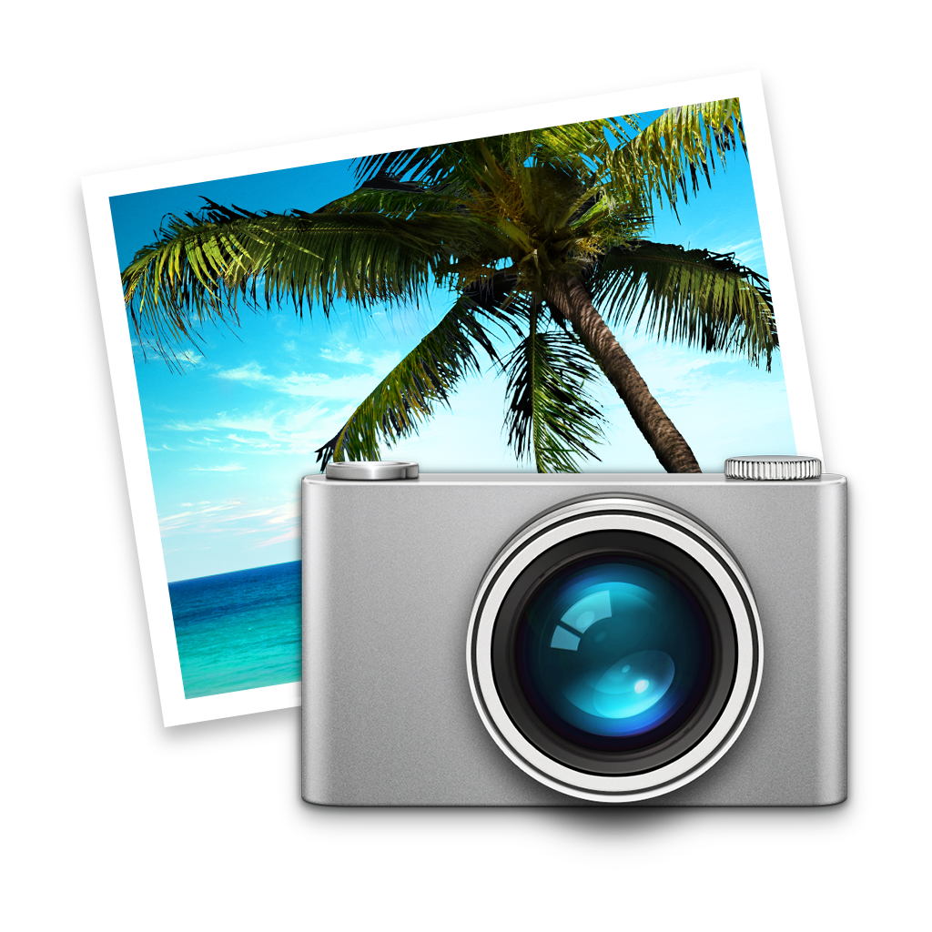 iPhoto icon large