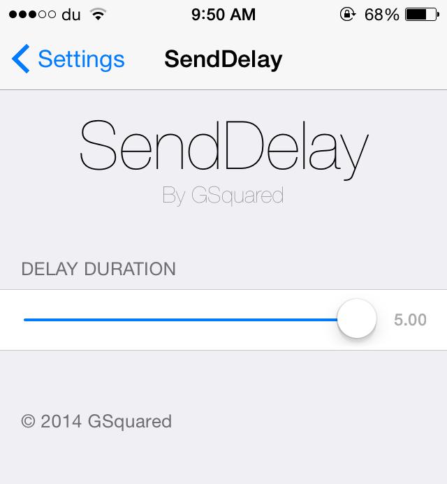 sendDelay-prefs