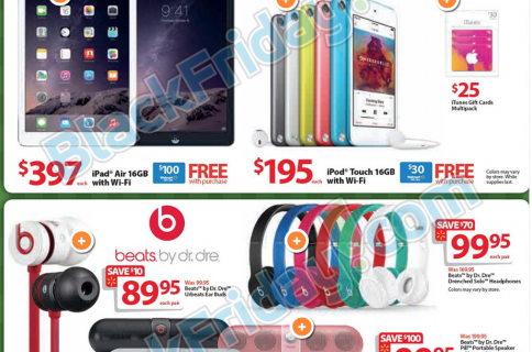 612044a338c ... Walmart discounting iPads, iPhones and more in Black Friday sale ·  AirPods ...