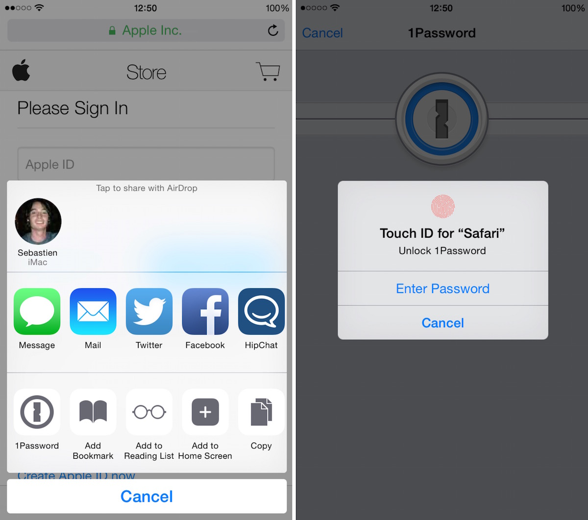 1password best touch id extension 2014