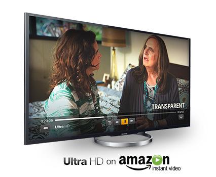 Amazon 4K streaming teaser