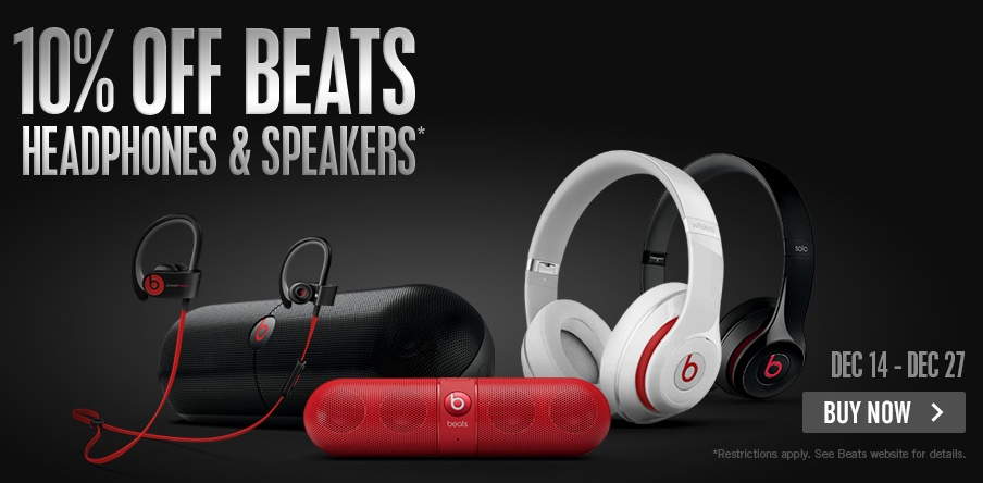 Beats holiday promo 001