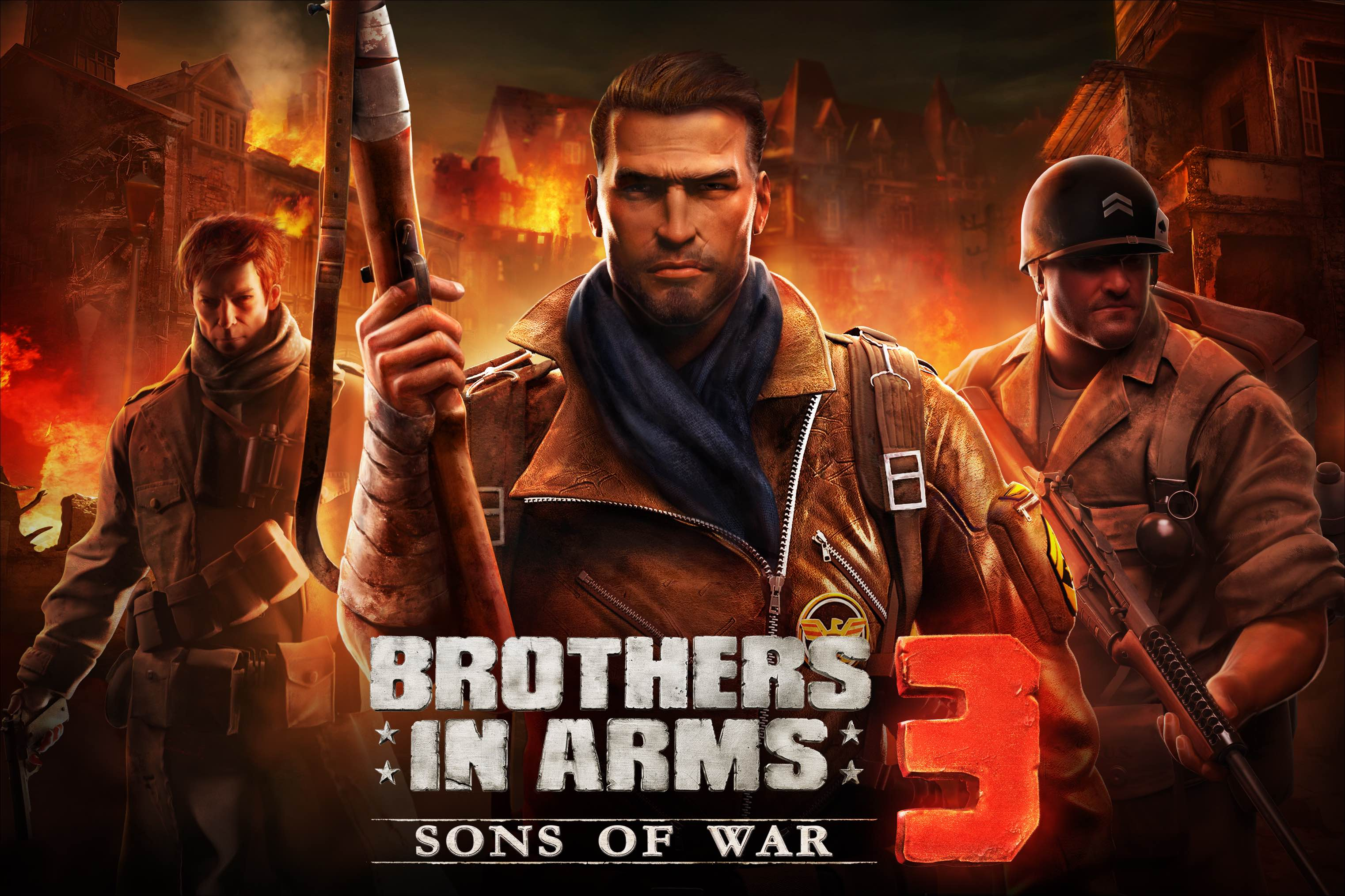 Brothers in Arms 3 for iOS teaser 003