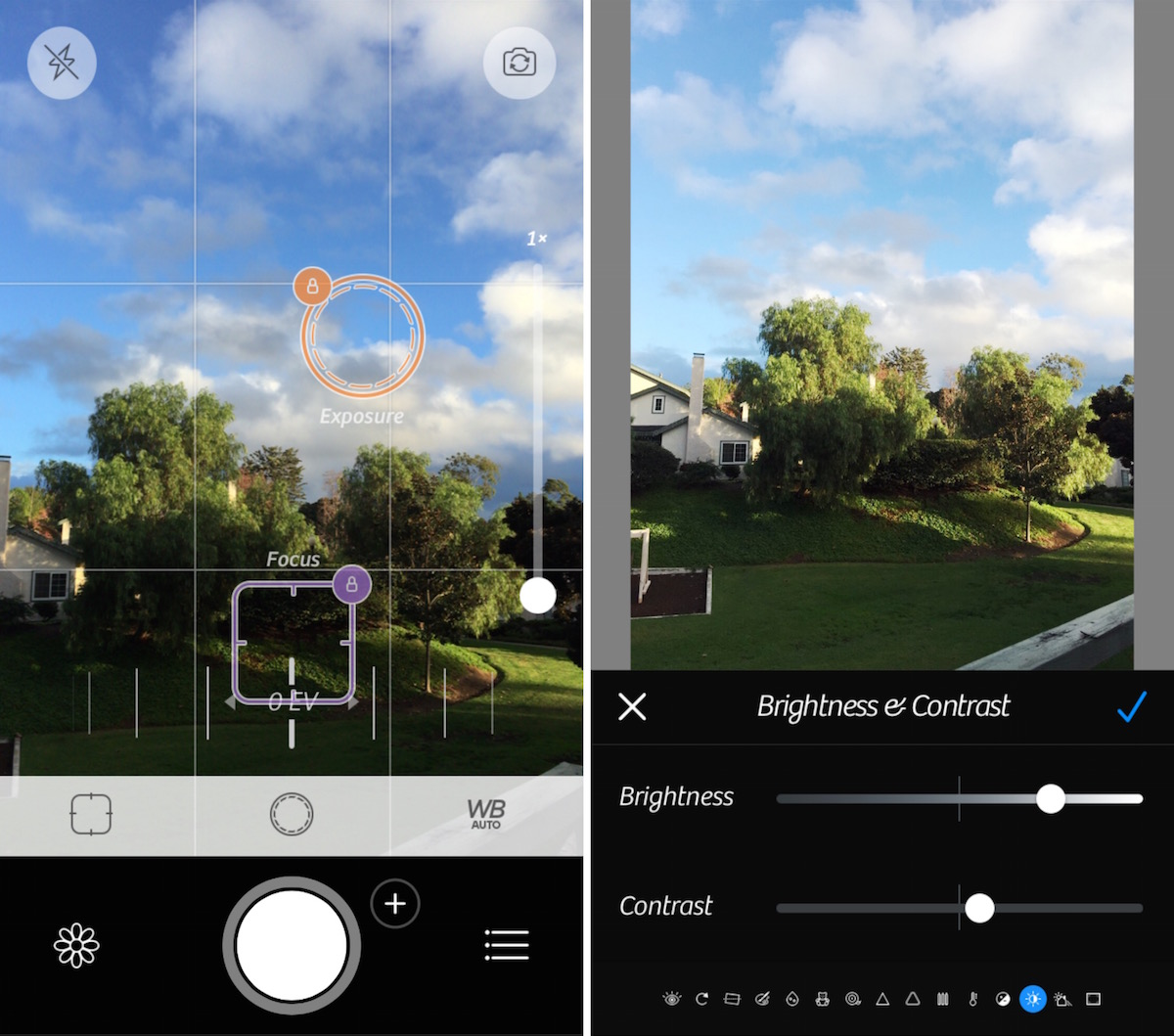 app for iphone 6 camera