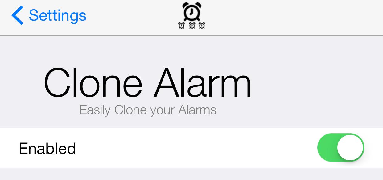 Clone Alarm