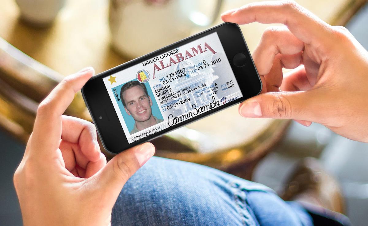 Driver License app