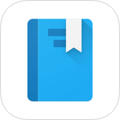 Google Play Books 2.0 for iOS (app icon, small)