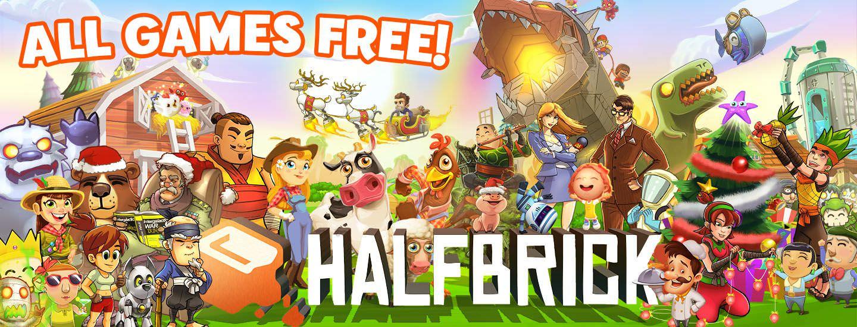 Halfbrick games free 2014