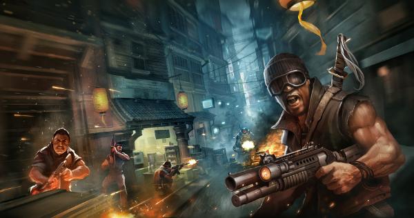 Modern Combat 5 Blackout update 1 teaser
