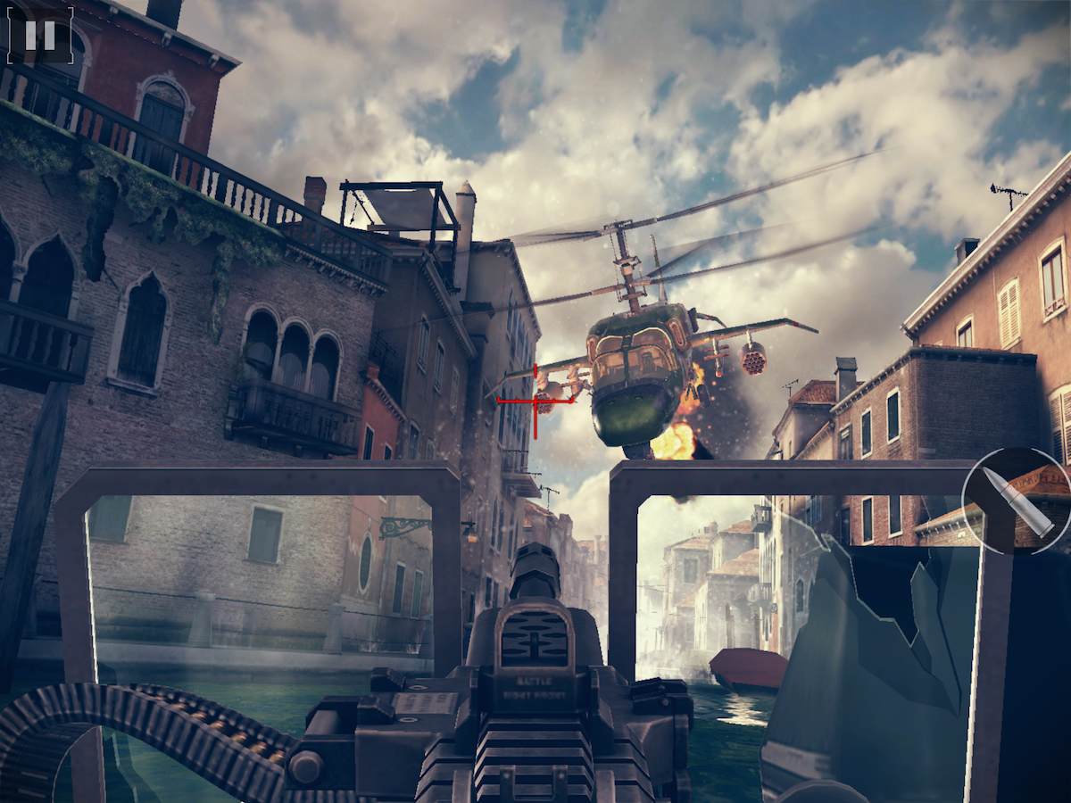 Modern Combat 5 best game