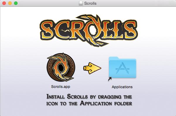 Mojang Scrolls installer