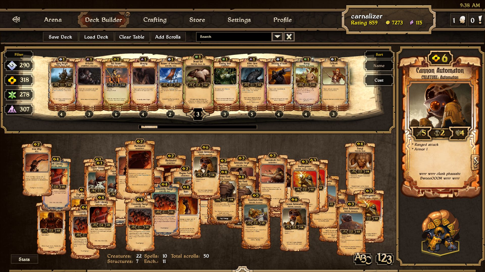 Mojang Scrolls screenshot 006
