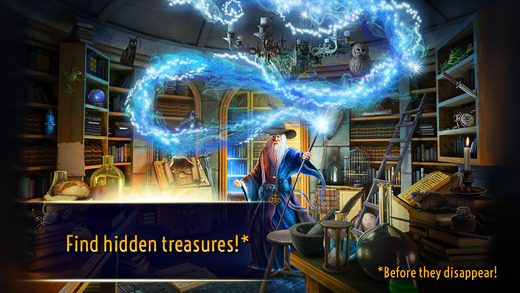 Night at the Museum - Hidden Treasures for iOS (iPhone screenshot 004)