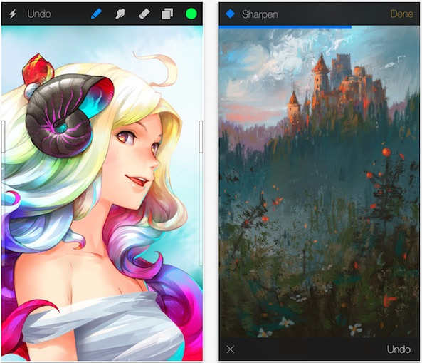 iPhone version of Procreate now available in the App Store