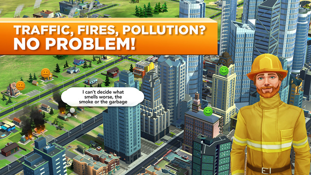SimCity BuildIt 1.2.19 for iOS iPhone screenshot 003