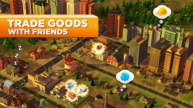 SimCity BuildIt 1.2.19 for iOS iPhone screenshot 004