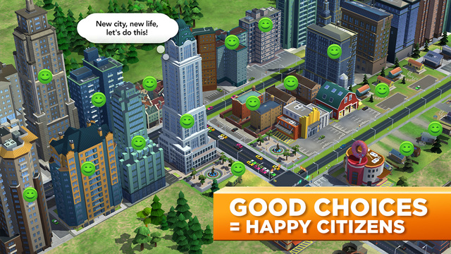 SimCity BuildIt 1.2.19 for iOS iPhone screenshot 005