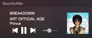 Spotify4Me 1