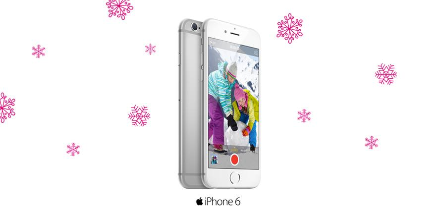 T-Mobile Cyber Monday (iPhone 6)
