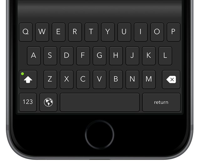 Themeboard 1.0 for iOS (keyboard showcases 006)
