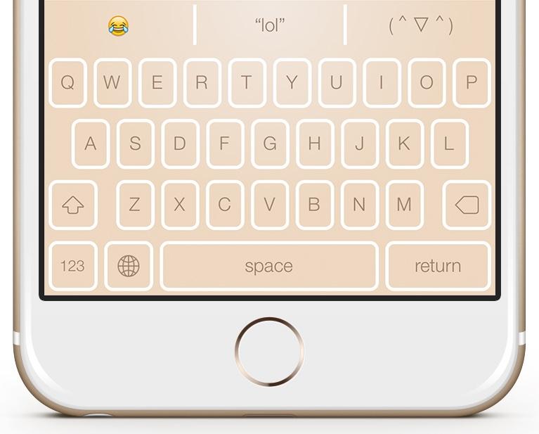 Themeboard 1.0 para iOS (teaser 004)