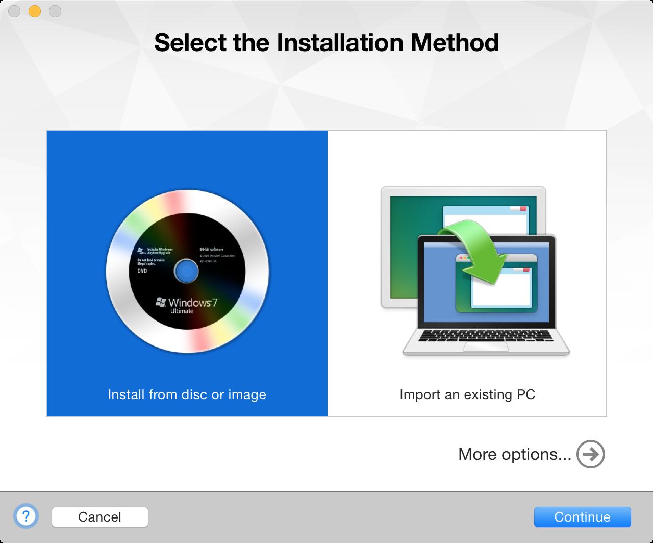 VMWare Disk Image