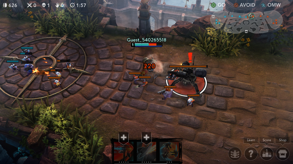 Vainglory best game