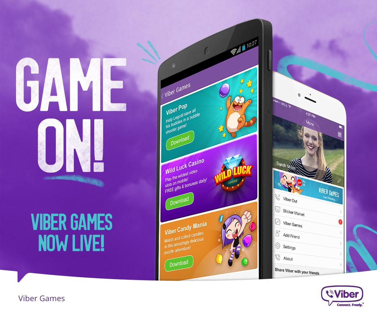 Viber Games teaser 001