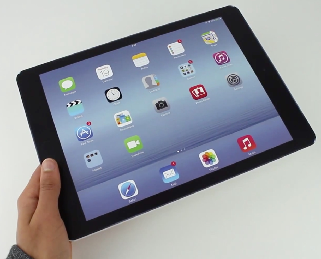 iPad Pro mockup video (image 001)