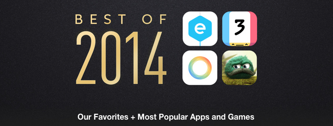 iTunes Best of 2014